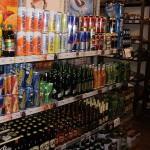 Üzletünkben alkohol és üdítőitalok, édességek széles választékát találják